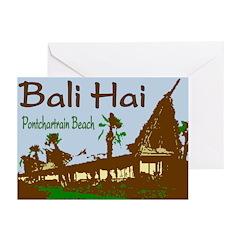 Bali Hai Art Greeting Cards (Pk of 20