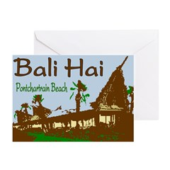 Bali Hai Art Greeting Cards (Pk of 10