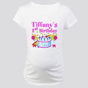 PERSONALIZED 1ST Maternity T-Shirt