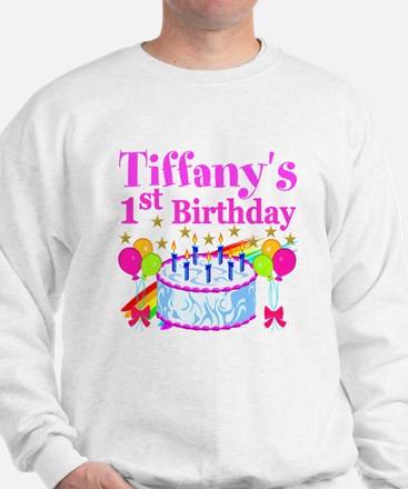 PERSONALIZED 1ST Jumper