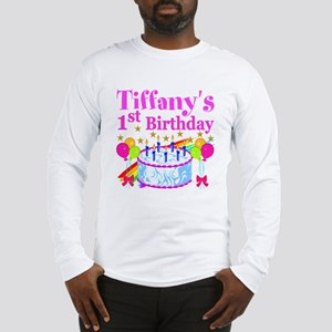 PERSONALIZED 1ST Long Sleeve T-Shirt