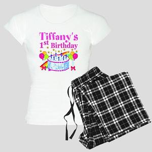 PERSONALIZED 1ST Women's Light Pajamas
