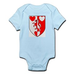 Cregan Infant Bodysuit