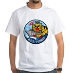 USS Turner (DDR 834) White T-Shirt
