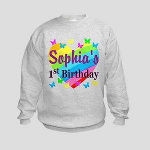 LOVELY 1ST Kids Sweatshirt