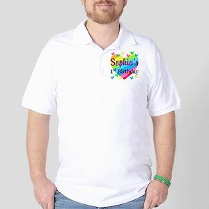 LOVELY 1ST Golf Shirt