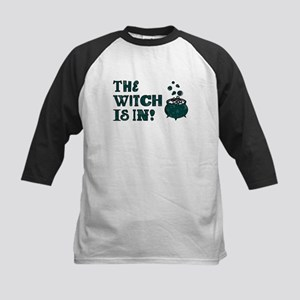 THE WITCH IS IN! Baseball Jersey