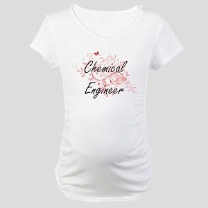Chemical Engineer Artistic Job D Maternity T-Shirt