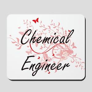 Chemical Engineer Artistic Job Design wi Mousepad