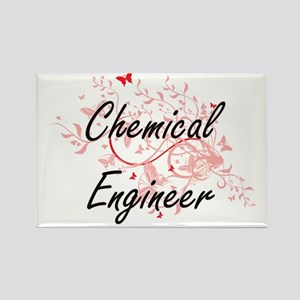 Chemical Engineer Artistic Job Design with Magnets