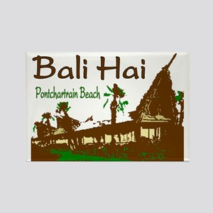 Bali Hai Rectangle Magnet