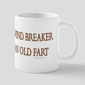 Wind Breaker Humor Mugs
