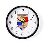 USS Courtney (DE 1021) Wall Clock