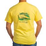 alburyboatredraw1 T-Shirt