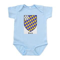 Buck Infant Bodysuit