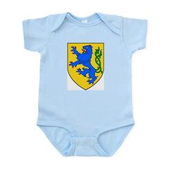 Dudley Infant Bodysuit