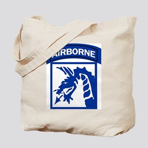 18th Army Airborne Tote Bag