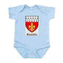 Gamble Infant Bodysuit