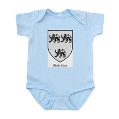 Hutchins Infant Bodysuit