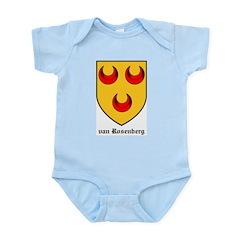 Rosenberg Infant Bodysuit