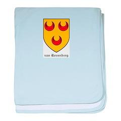 Rosenberg Baby Blanket
