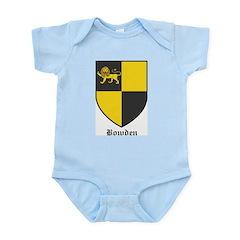 Bowden Infant Bodysuit