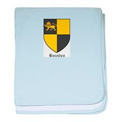 Bowden Baby Blanket