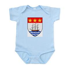 Gunn Infant Bodysuit
