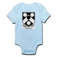 Timmons Infant Bodysuit