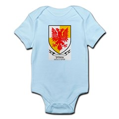 Pitman Infant Bodysuit