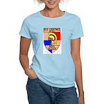 USS Courtney (DE 1021) Women's Light T-Shirt