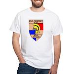 USS Courtney (DE 1021) White T-Shirt