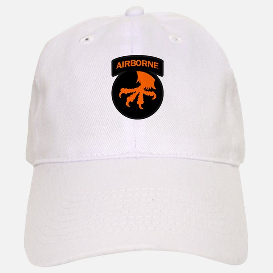 17th Army Airborne Baseball Baseball Cap