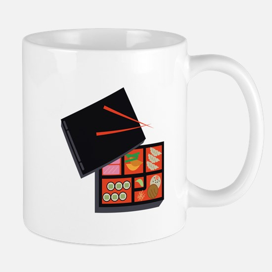 Bento Box Mugs