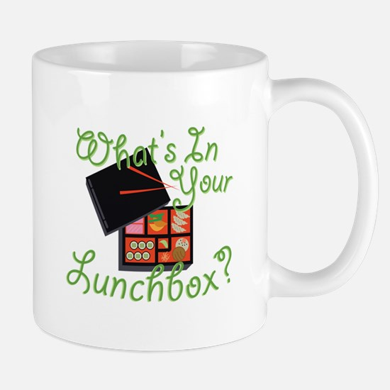 Your Lunch Box Mugs