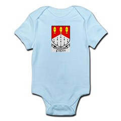 Fagan Infant Bodysuit