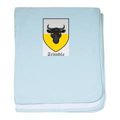 Trimble Baby Blanket