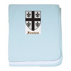 Fenton Baby Blanket