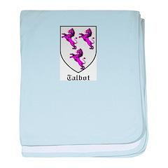 Talbot Baby Blanket