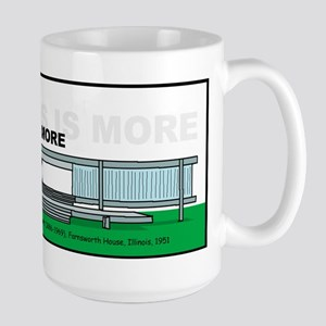 Mies van der Rohe, Farnsworth House Mugs