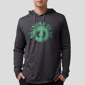 Grandma To Be (Green) Long Sleeve T-Shirt