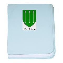 Adam Baby Blanket