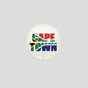 Cape Town Mini Button