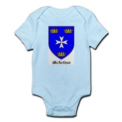 Mcarthur Infant Bodysuit