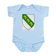 Low Infant Bodysuit