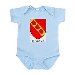 Crooks Infant Bodysuit