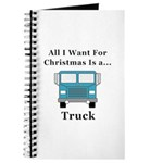 Christmas Truck Journal