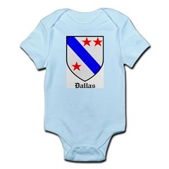 Dallas Infant Bodysuit