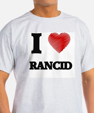 Unique Rancid T-Shirt