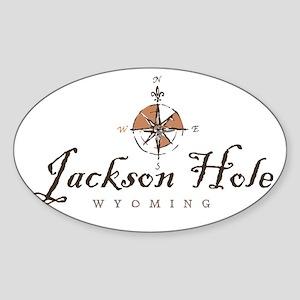 Navigate Jackson Sticker